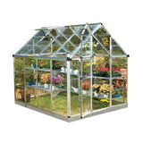 Snap & Grow 6 Foot Hobby Greenhouse 8- 16 Foot Length - World of Greenhouses - 2