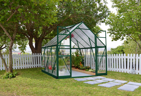 Balance Hobby Greenhouse - World of Greenhouses - 1