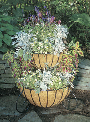 Classic Ironwork Cascade Planter - World of Greenhouses - 2