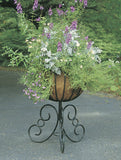 Classic Ironwork Urn Planter - World of Greenhouses - 2
