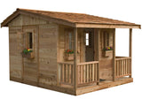 OLT Cedar Playhouse Kit 7×9
