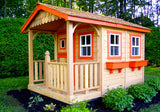 OLT Cedar Playhouse Kit 6×9