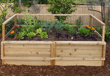OLT Raised Garden Bed 6'x3' - World of Greenhouses - 2