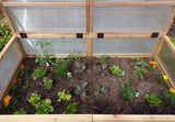 Raised Bed 6x3 Mini Greenhouse Kit - World of Greenhouses - 3