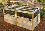 OLT Raised Garden Bed 6'x3' - World of Greenhouses - 6