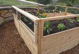 OLT Raised Garden Bed 8'x8' - World of Greenhouses - 5