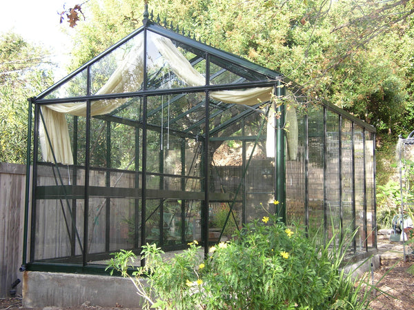 Royal victorian greenhouses world of greenhouses - Como construir un invernadero ...