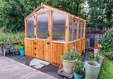 OLT Cedar Greenhouse - World of Greenhouses - 6