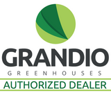 Grandio Elite 8 Foot x 8-24 Foot Greenhouse Kit - World of Greenhouses - 6