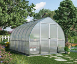 Bella 8 Foot Greenhouse Kit - World of Greenhouses - 8