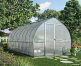 Bella 8 Foot Greenhouse Kit - World of Greenhouses - 9