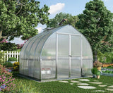 Bella 8 Foot Greenhouse Kit - World of Greenhouses - 1