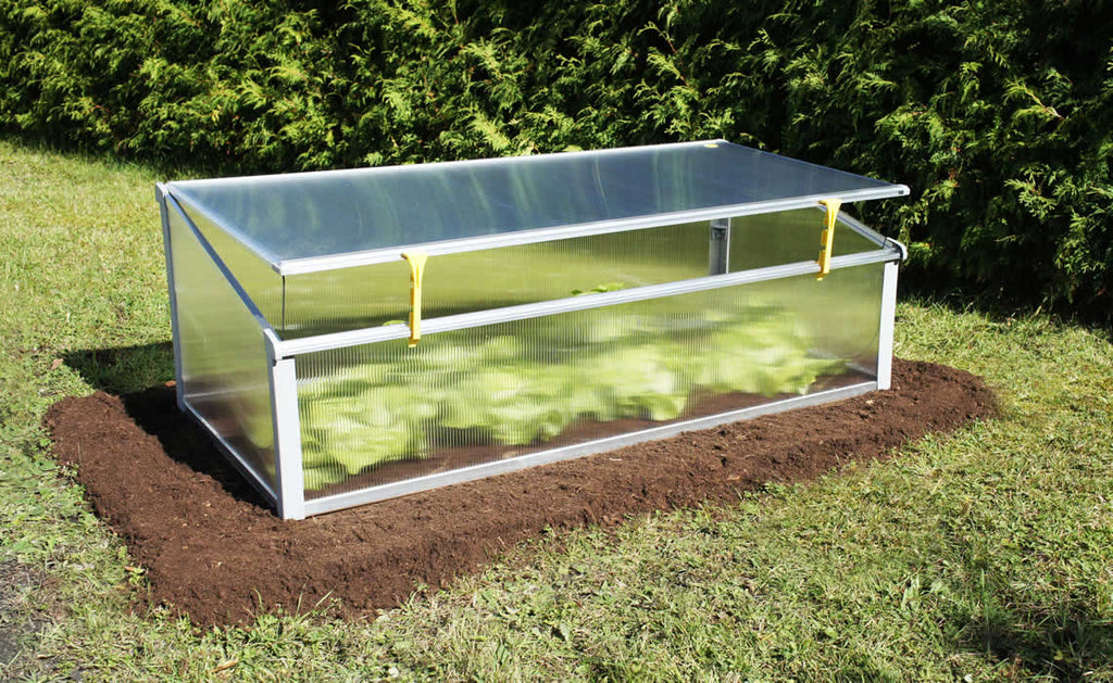 Juwel Year Round Cold Frame – World of Greenhouses