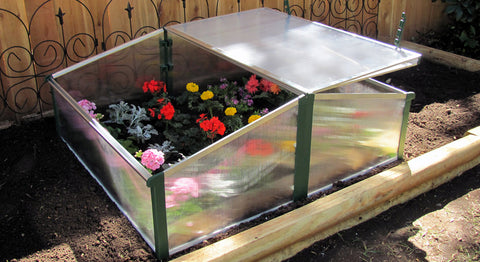 "Juwel Double Cold Frame ""Easy Fix"""