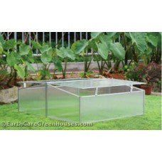 Earthcare Grow Wise Double Door Cold Frames - World of Greenhouses - 1
