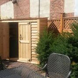 Grand Garden Chalet Shed 6'x3' - World of Greenhouses - 3