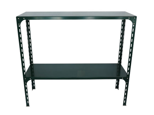 Powder Coated Steel Two Tier Staging Table