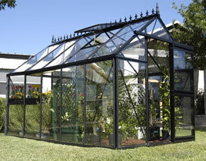 Junior Victorian Greenhouse - World of Greenhouses - 3