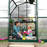 Grandio Elite 8 Foot x 8-24 Foot Greenhouse Kit - World of Greenhouses - 8