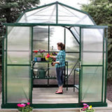 Grandio Elite 8 Foot x 8-24 Foot Greenhouse Kit - World of Greenhouses - 10
