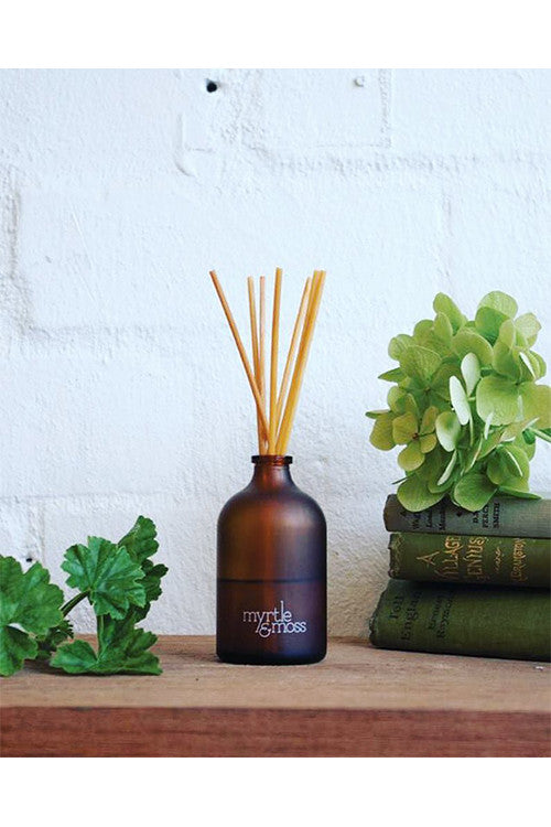 Myrtle & Moss - Mandarin, Lemon Myrtle & Orange Peel Essential Oil Diffuser