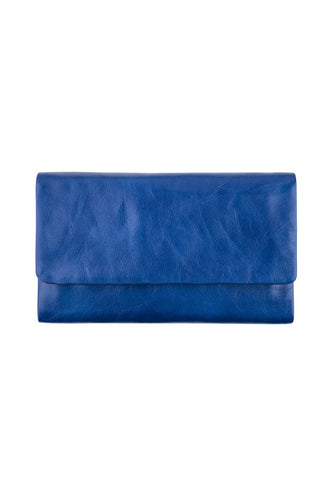 Status Anxiety - Audrey - Royal Blue Wallet