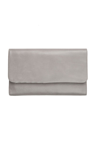 Status Anxiety - Audrey Light - Grey Wallet
