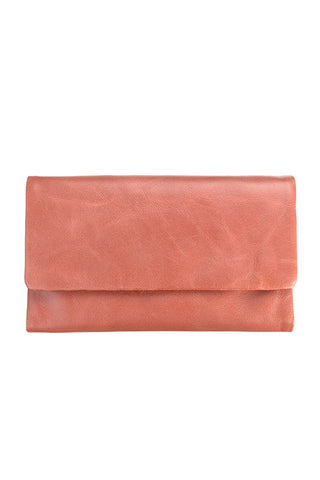 Status Anxiety - Audrey -  Pink Wallet