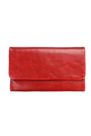 Status Anxiety - Audrey -  Red Wallet
