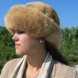 Royal Alpaca Fur Hat