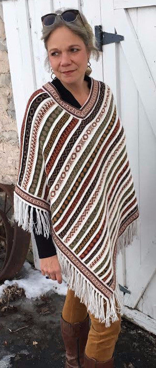 Traditional Poncho