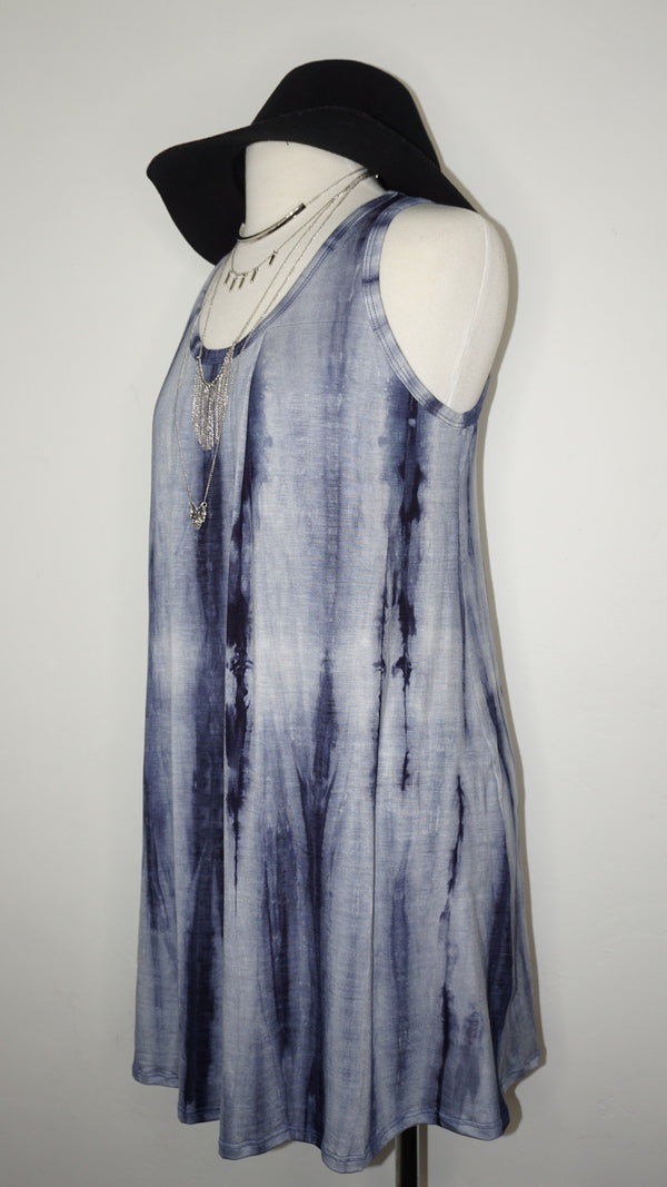 Dulce Tie Dye Dress