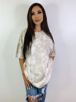 The Tie Dye Oversized Tee