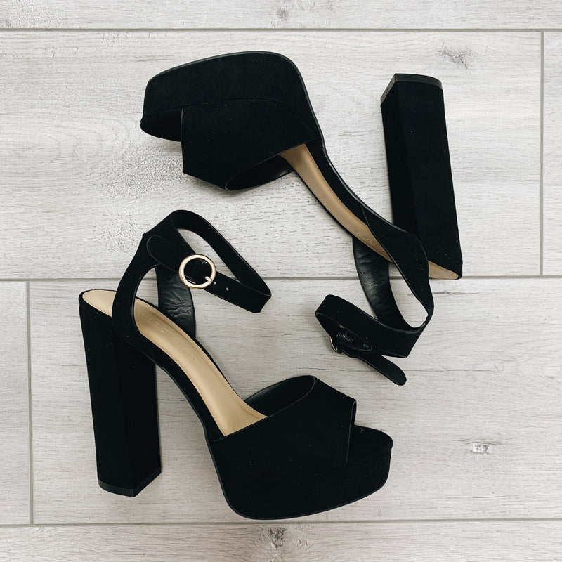 Dance All Night Heels