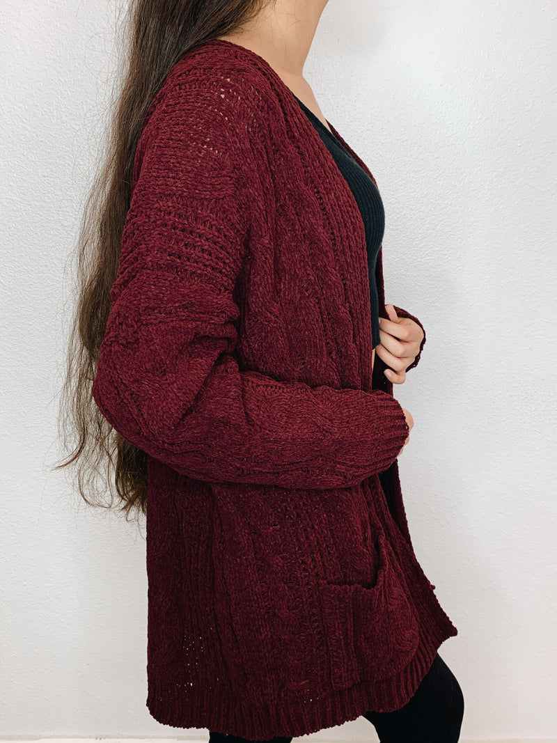 Close Knit Cardigan