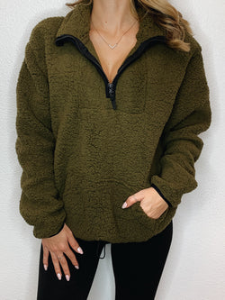 Movie Night Pullover