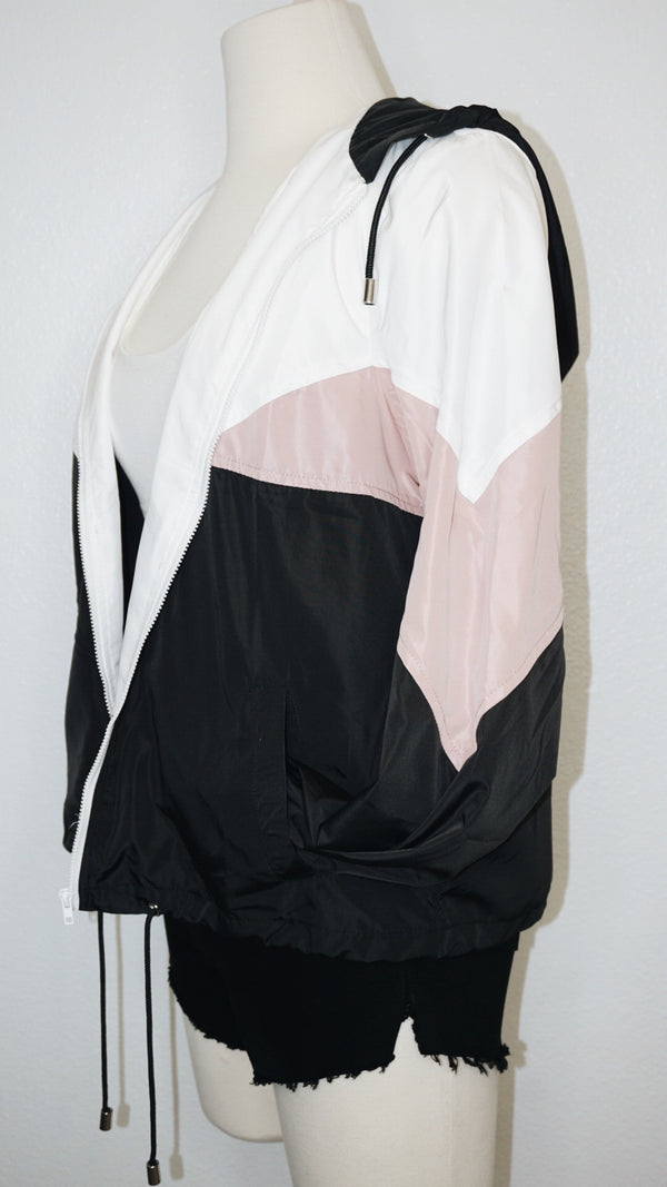 Pink Windbreaker (Plus)