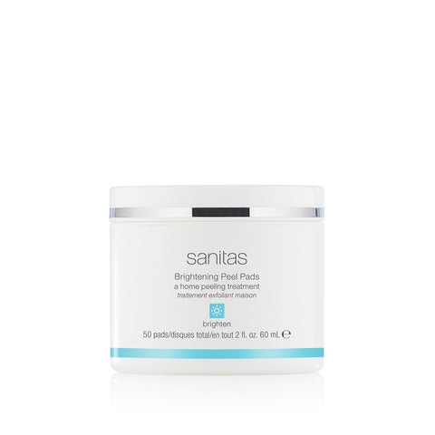 Brightening Peel Pads