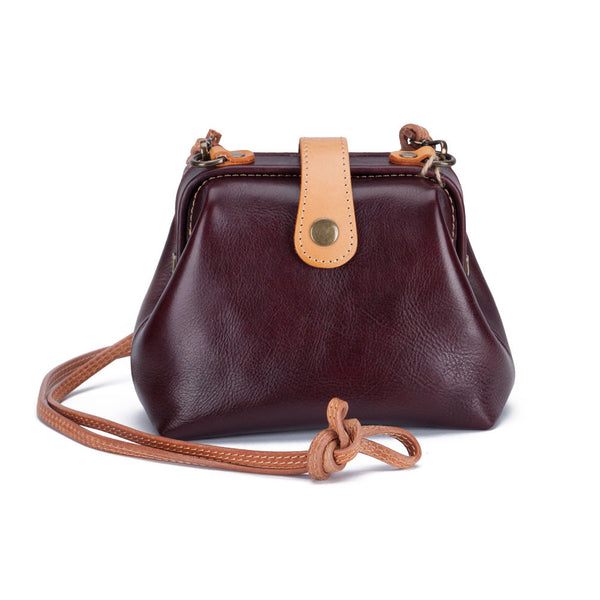 Small Crossbody Leather Bag