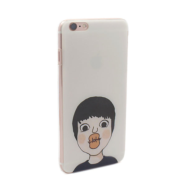 Pucker Up, Boy iPhone 6 & 6plus Case