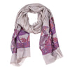 Desert Oasis Tapestry Cashmere Blend Scarf