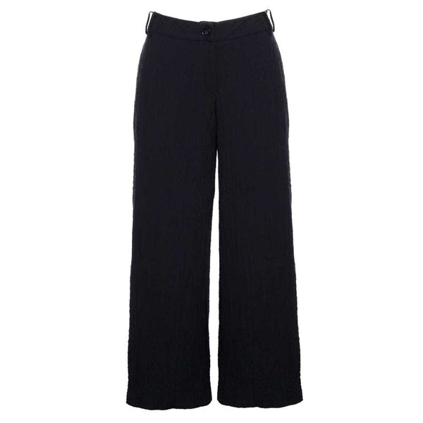 True Black Wide Leg Pants