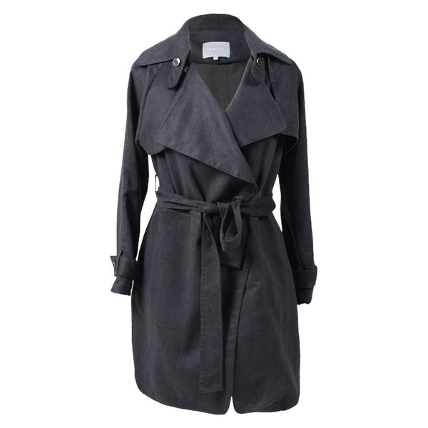 CAWCE Convertible Trench Coat Vest