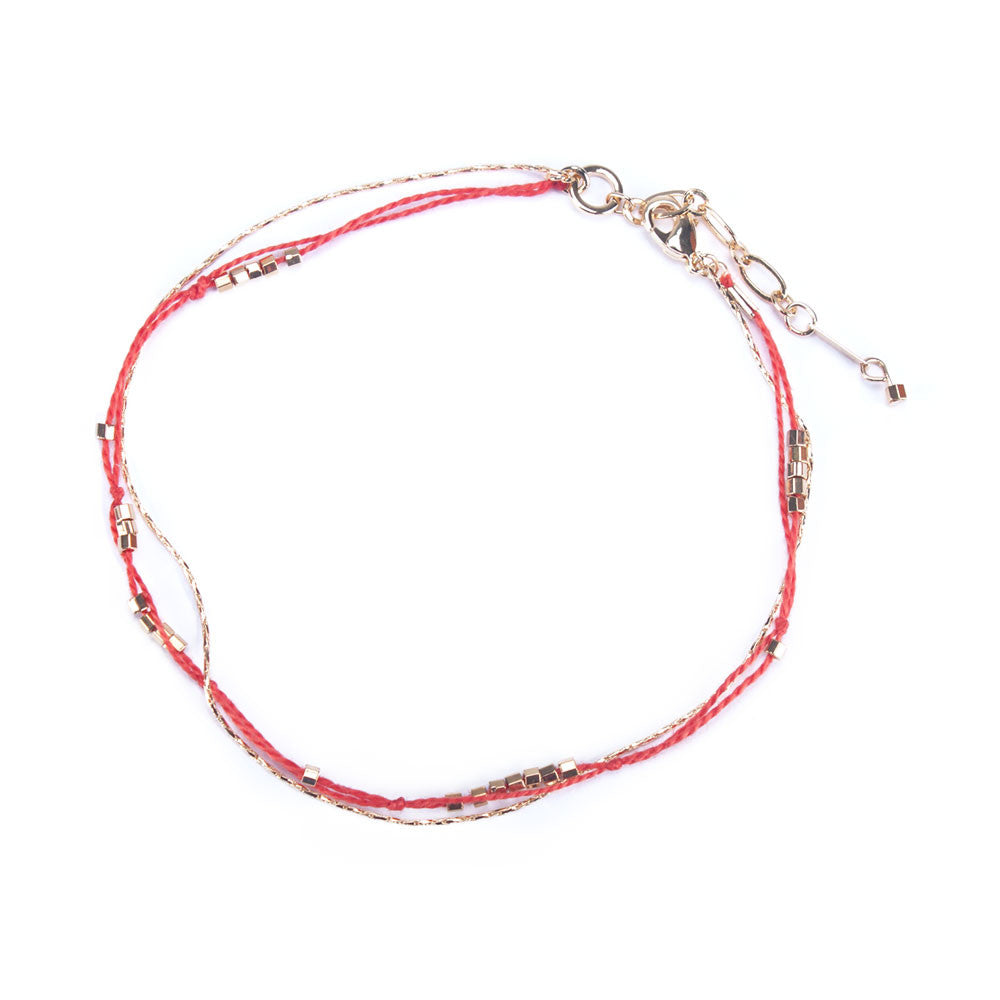 Just Simple Anklet