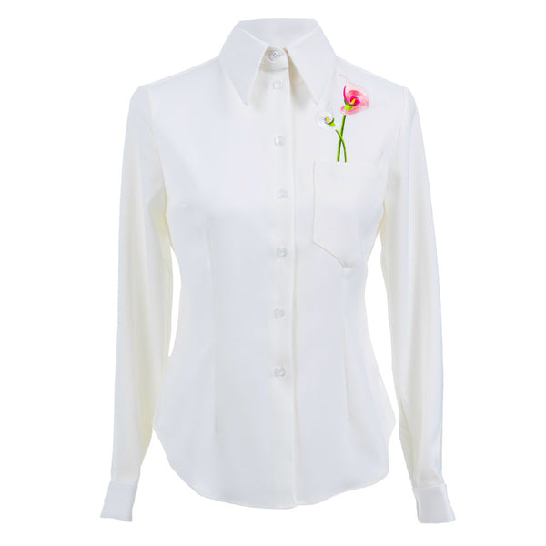 Gild the Lily Perfect Blouse