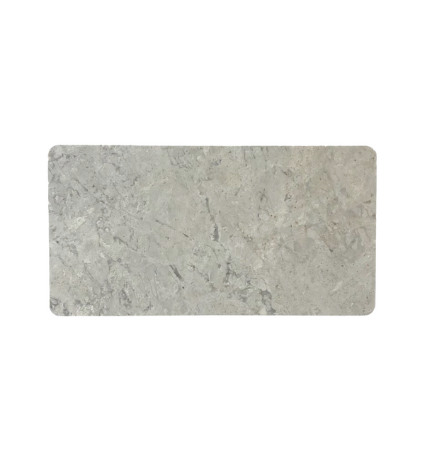 RECTANGLE MARBLE TRAY | Tundra