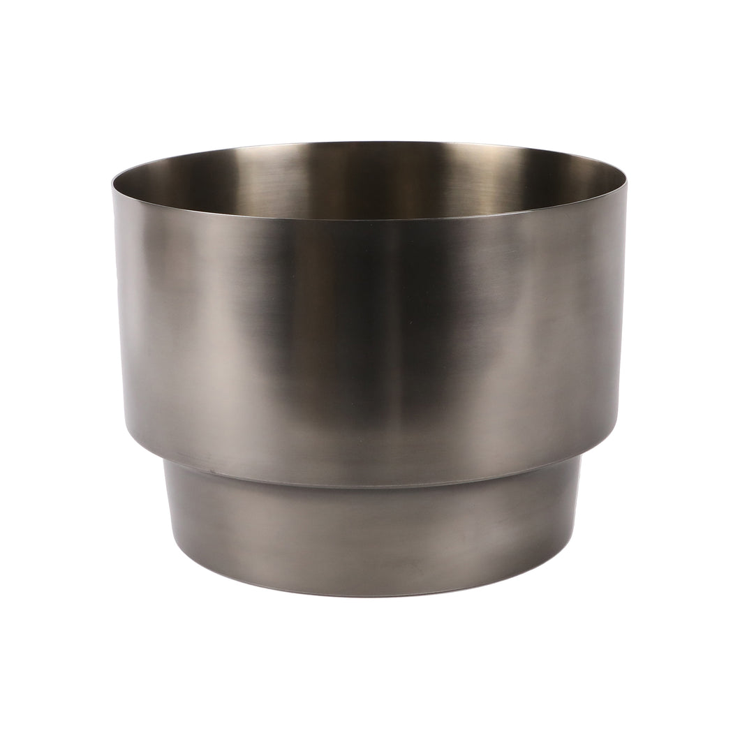 CENTURY POT | Black Nickel