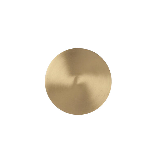 CIRCLE COASTER | Brass | Single