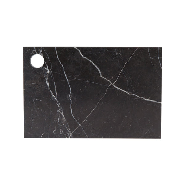 MARBLE CHEESE BOARD | Black