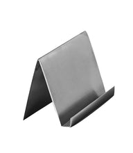 Load image into Gallery viewer, BUSINESS CARD HOLDER | Stainless Steel